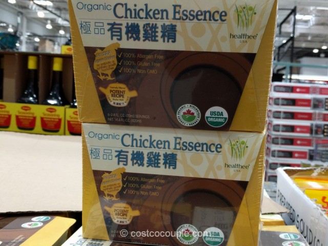 Healthee Organic Chicken Essence Costco 2