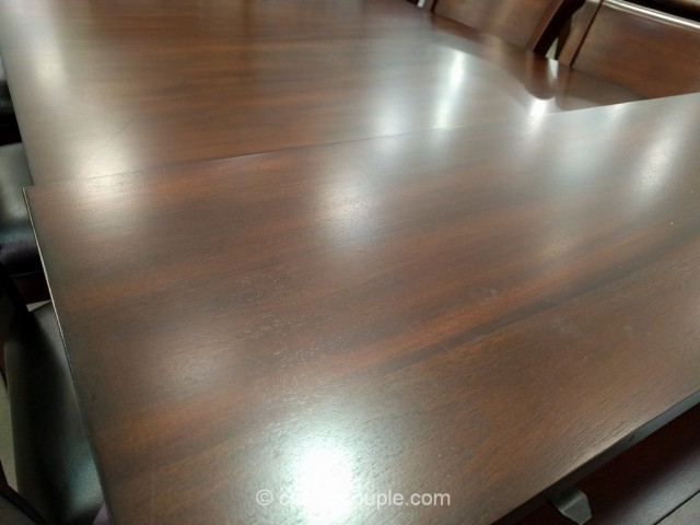 Hillsdale Furniture 9 Piece Counter Height Dining Set Costco 3 ...