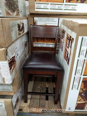 Hillsdale Furniture Non-Swivel Counter Stools Costco 4
