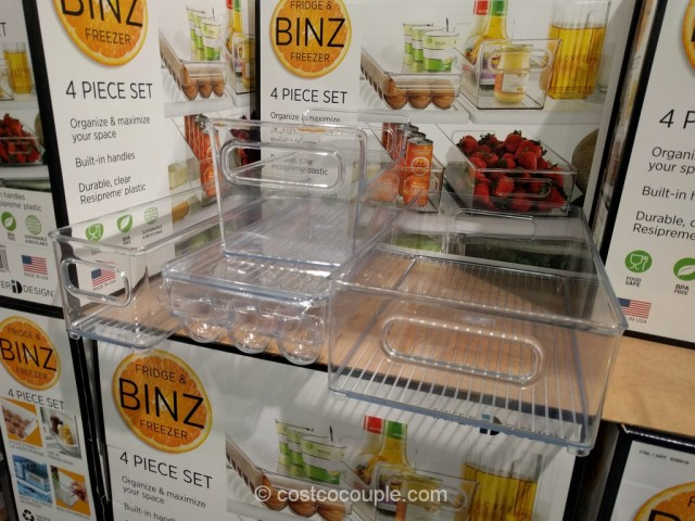 Interdesign Storage Binz Set Costco 2