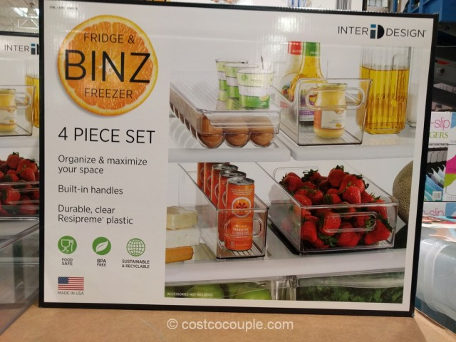 Interdesign Storage Binz Set Costco 3