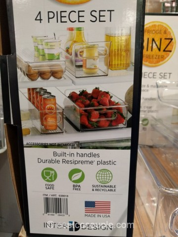 Interdesign Storage Binz Set Costco 4