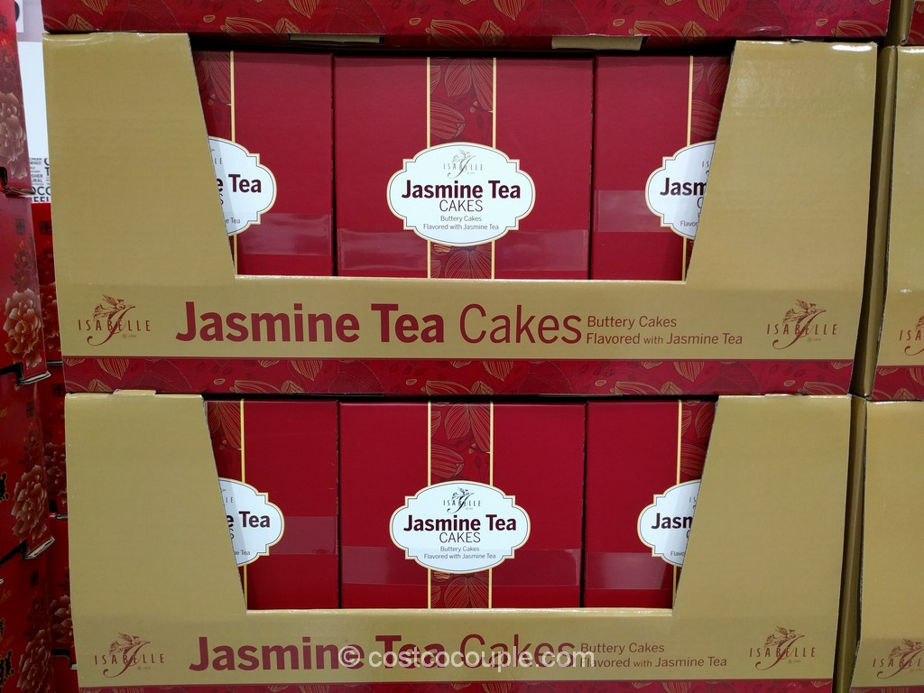 Isabelle Jasmine Tea Cakes Costco 2