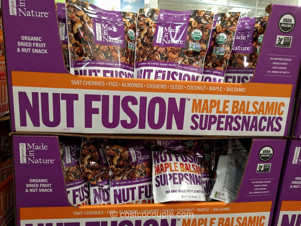 Made in Nature Organic Nut Fusion Costco 2