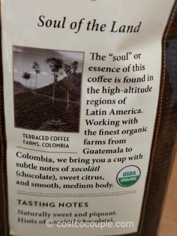Peets Coffee Alma de la Tierra Organic Blend Costco 4