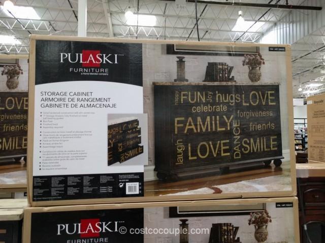 Pulaski Furniture Ethan Hall Chest Costco 3