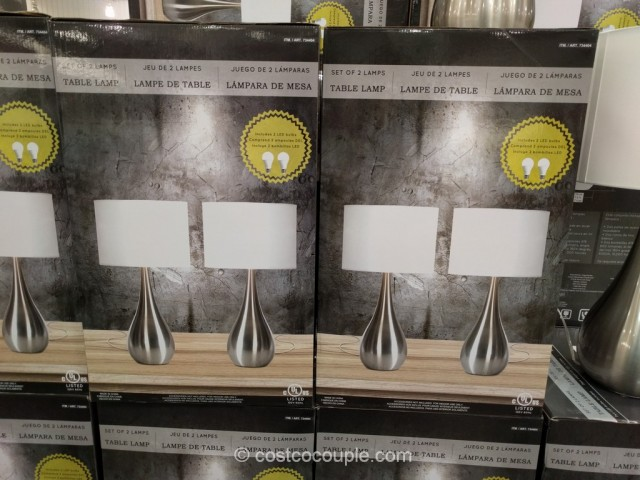 Ren Wil 2-Pack Table Lamps Costco 3