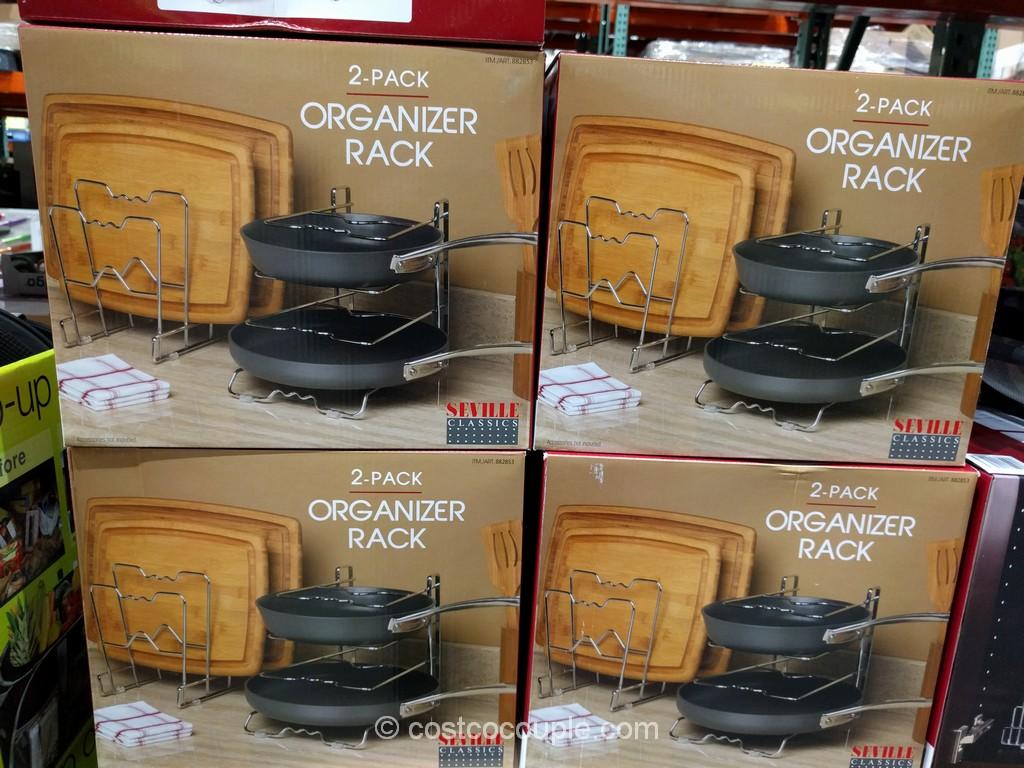Seville Classics Organizer Rack Costco 2