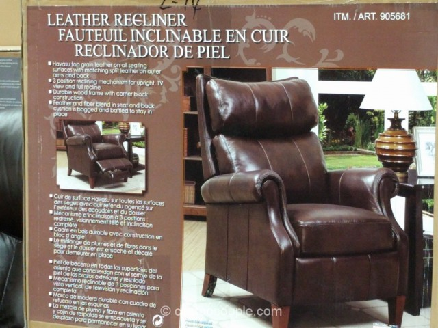 Synergy Home Furnishings Leather Recliner Costco 3 ... & Synergy Home Furnishings Leather Recliner islam-shia.org