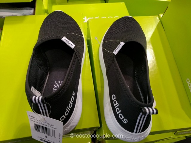 Adidas Lite Racer Ladies' Slip On Shoe