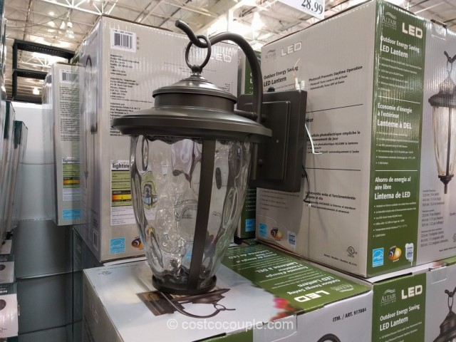 - Altair Lighting Outdoor LED Lantern