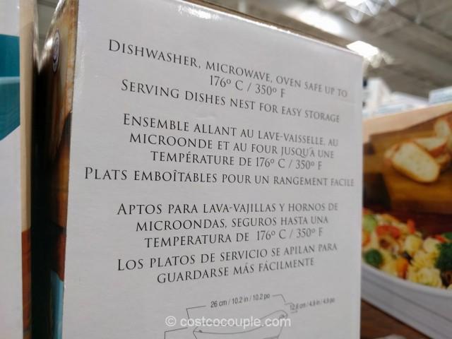 Ceramic Serving Dishes Costco 4