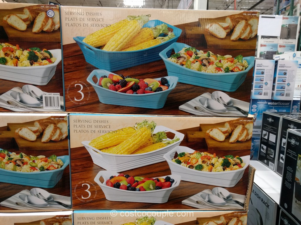 Ceramic Serving Dishes Costco 5