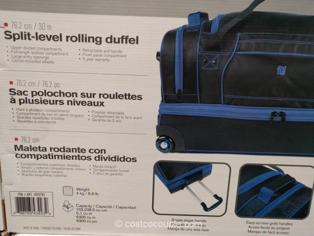 Ful 30-Inch Duffel Costco 6