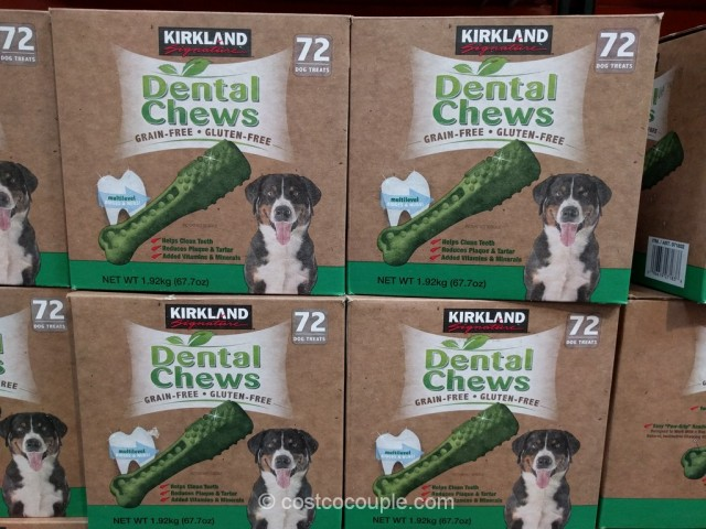 Kirkland Signature Dental Chews Costco 2
