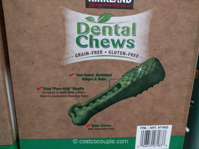 Kirkland Signature Dental Chews Costco 6