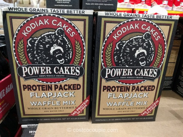 Kodiak Cakes Flapjack and Waffle Mix Costco 2