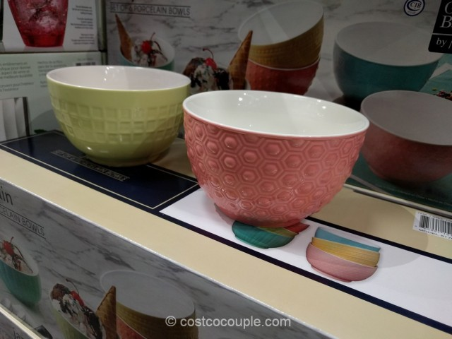 Mikasa Jardin Textured Bowls Costco 3