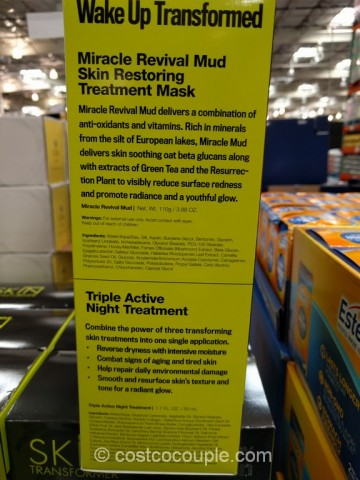 Miracle Skin Transformer Miracle Spa Treatment Costco 5