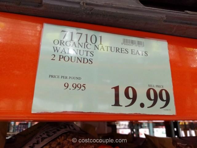 Natures Eats Organic Shelled Walnuts Costco 1