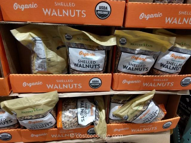 Natures Eats Organic Shelled Walnuts Costco 2