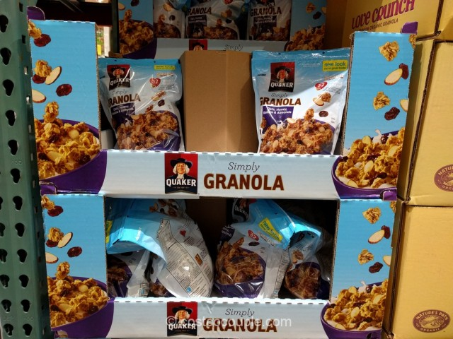 Quaker Simply Granola Costco 2