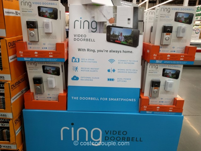 Ring Video Doorbell Costco 2