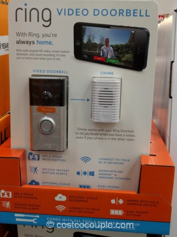 Ring Video Doorbell Costco 3