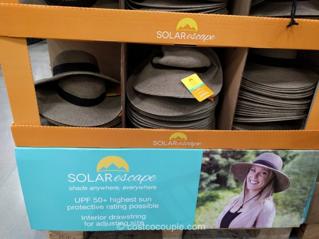 ac1f1156194 Solar Escapes UV Grasslands Hat Costco 5 ...
