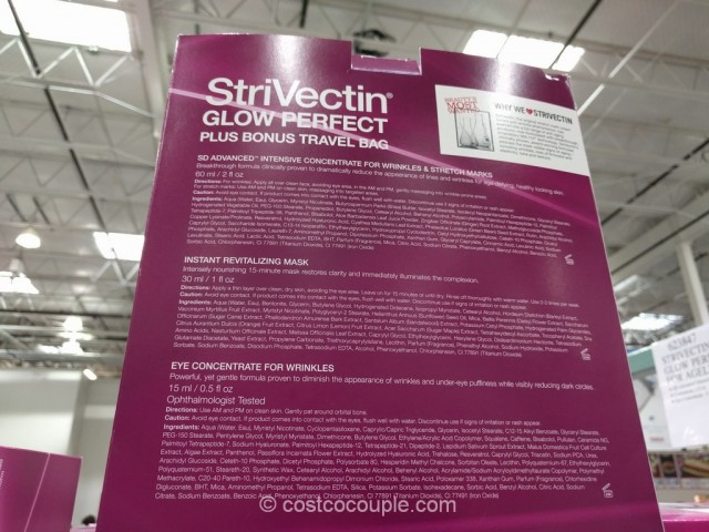 Strivectin Glow Perfect Trio Set Costco 4