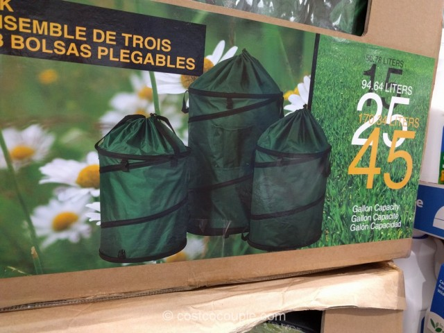 Stylecraft Collapsible Lawn Bags Costco 4