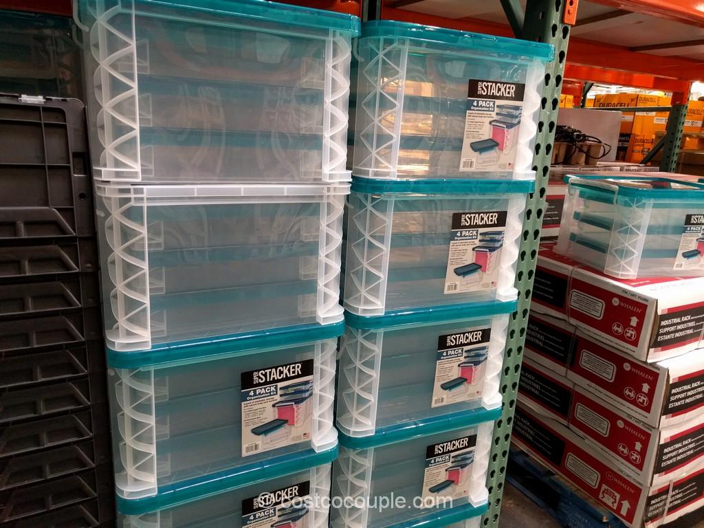 Super Stacker Organization Kit Costco 2