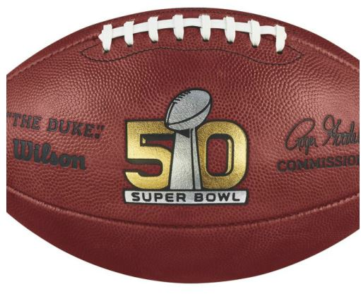 Superbowl 50 Football Costco 1