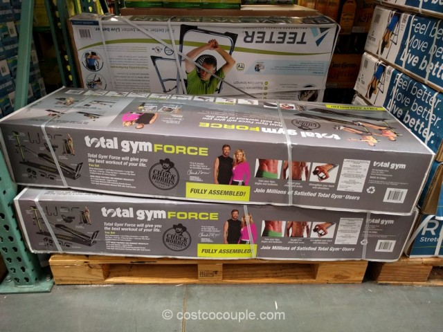 Total Gym Force Costco 2