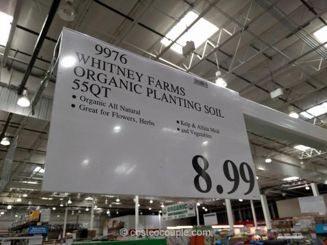 Whitney Farms Organic Planting Soil Costco 1