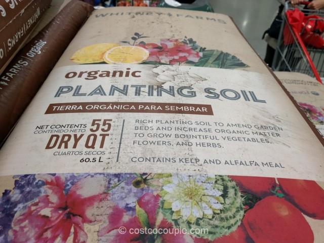 Whitney Farms Organic Planting Soil Costco 2