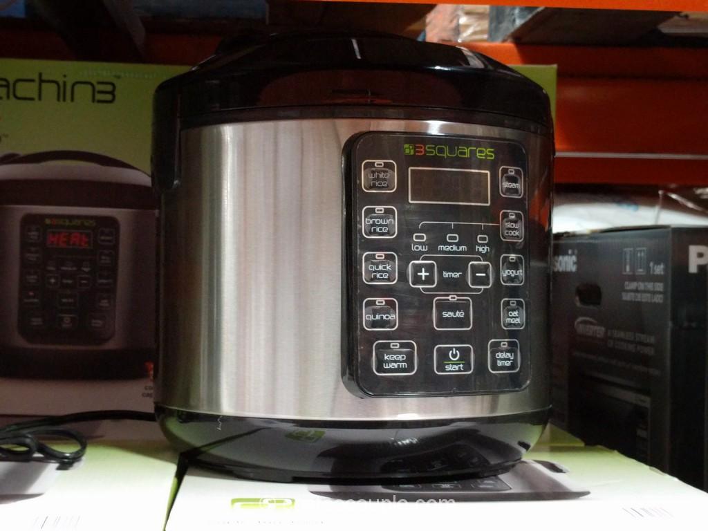 3 Squares Tim3 Machin3 Rice Cooker Costco 2