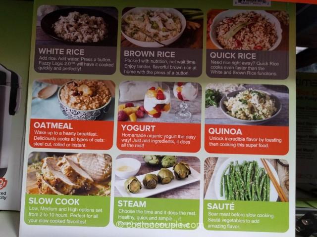 3 Squares Tim3 Machin3 Rice Cooker Costco 4