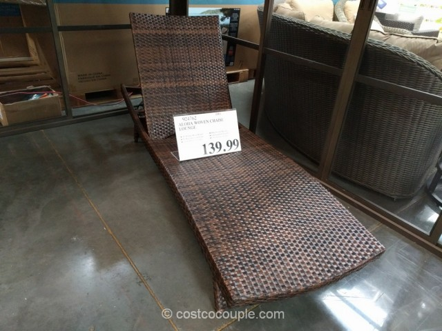 Chaise lounge chairs outdoor costco chair design ideas for Chaise lounge costco