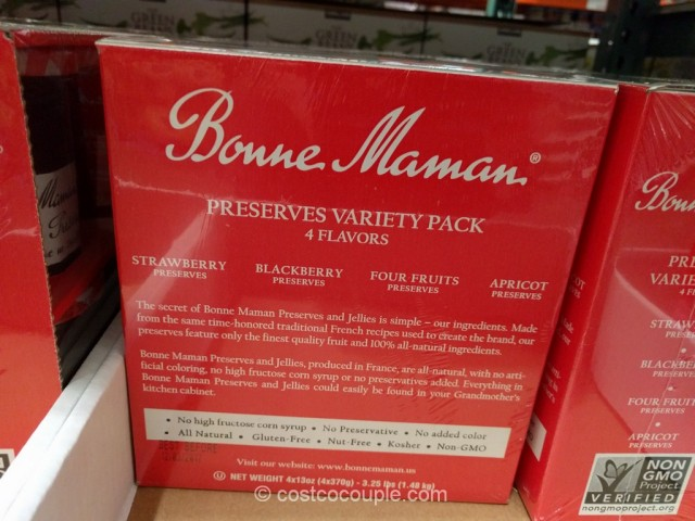 Bonne Maman Preserves Variety Pack Costco 5