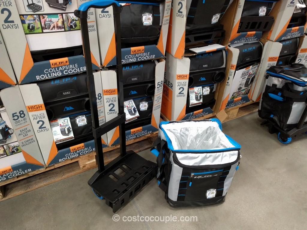 California Innovations Collapsible Rolling Cooler Costco 2