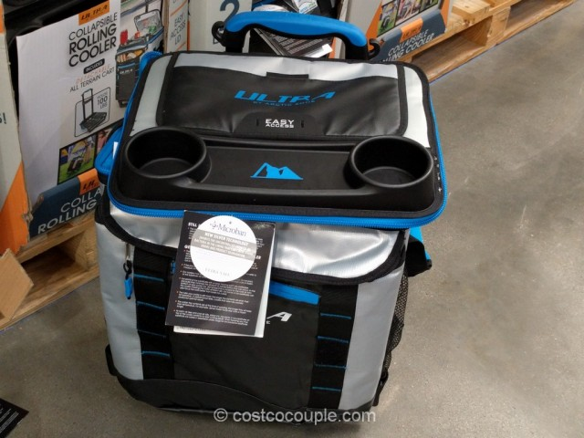 California Innovations Collapsible Rolling Cooler Costco 3