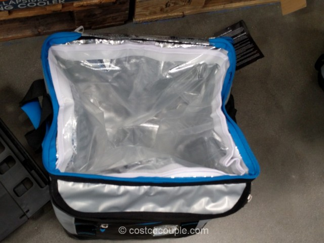 California Innovations Collapsible Rolling Cooler