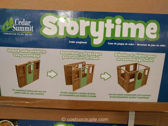 Cedar Summit Storytime Cedar Playhouse Costco 5