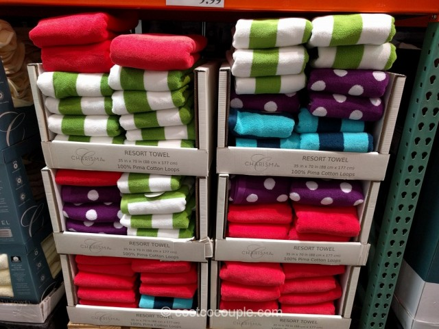 Charisma Resort Towel Costco 3