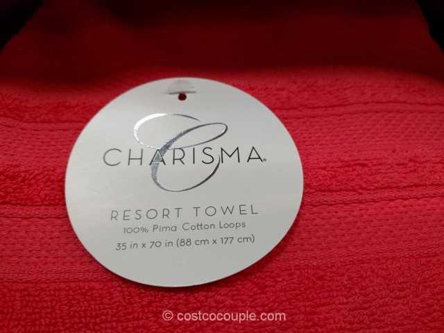 Charisma Resort Towel Costco 5