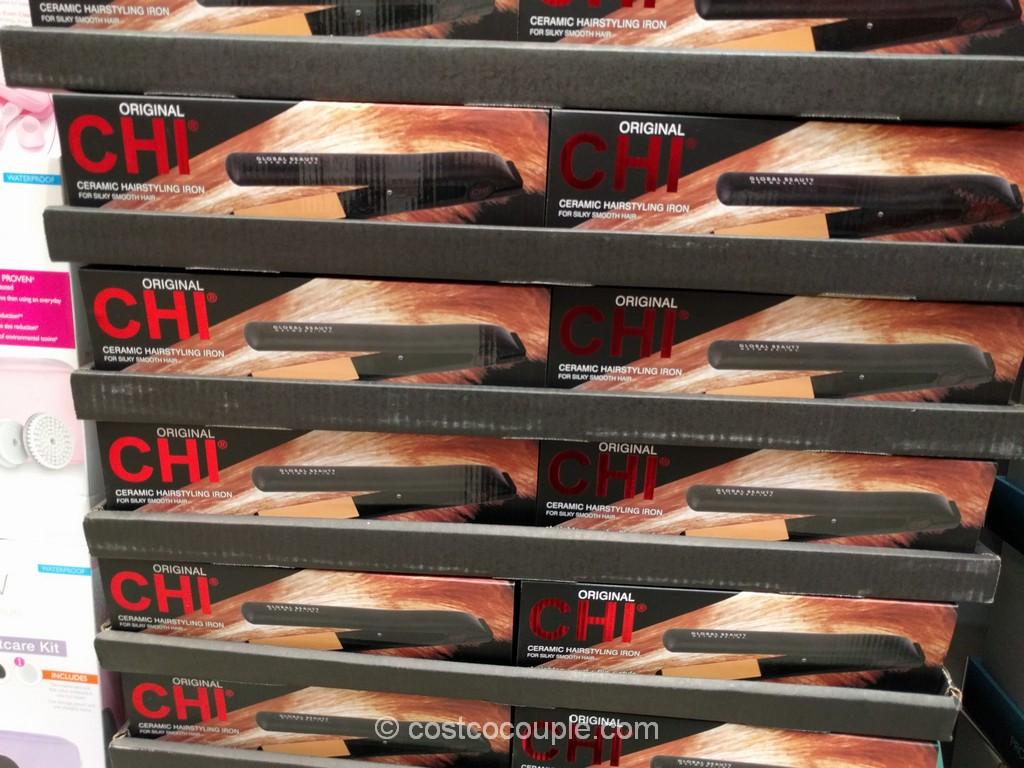 Chi Original 1-Inch Ceramic Flat Iron Costco 2