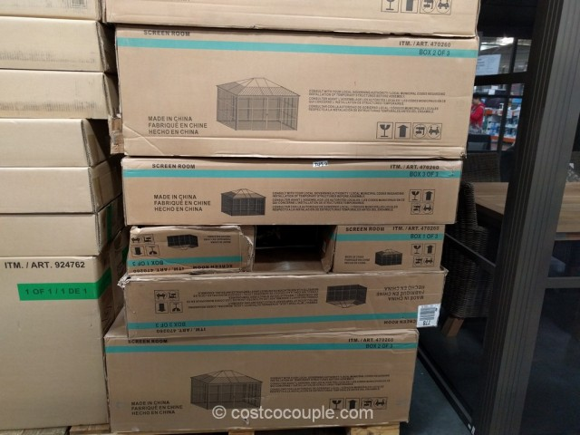Conner Screen Room Costco 4