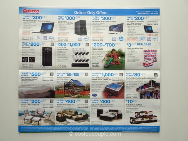 Costco March 2016 Coupon Book 10
