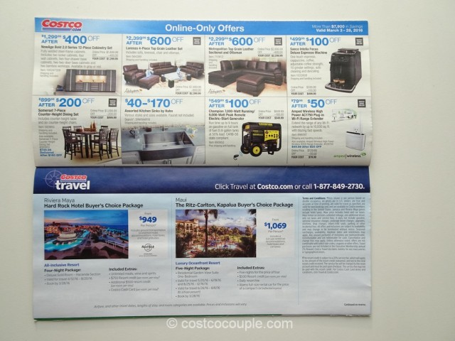 Costco March 2016 Coupon Book 11